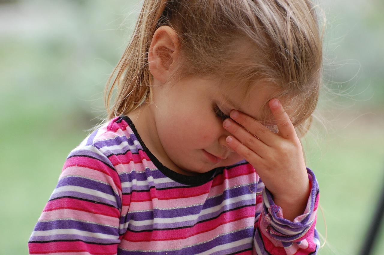 Cefalee nei Bambini perchè ci sono e come si curano