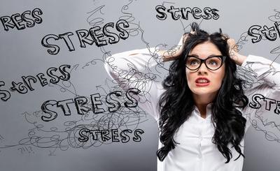 Cosa accade al tuo corpo quando sei stressato?